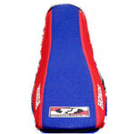 _Tj Seat Cover Honda CR 125/250 R 02-07 CRF 450 R 02-04 USA Red Blue | ST0207125BLTS | Greenland MX_