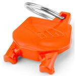 _Cycra Racing Stadium Number Plate Keyholder Orange | 29500023 | Greenland MX_