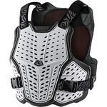 _Troy Lee Designs Rockfight CE Flex Chest Protector White | 568003011-P | Greenland MX_