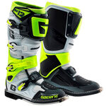 _Gaerne SG12 Limited Edition Boots White/Yellow Fluor | 2174-051 | Greenland MX_