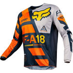 _Fox 180 Sayak Jersey Orange | 19428-009-P | Greenland MX_