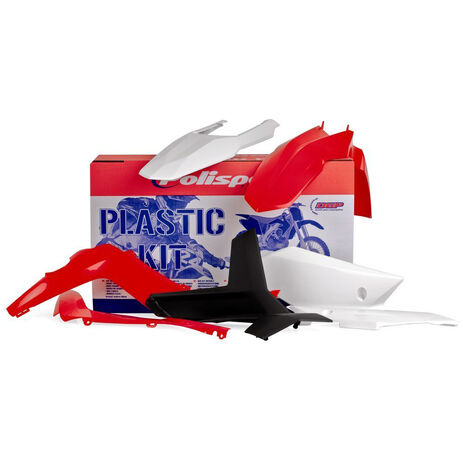 _Polisport Plastic Kit Gas Gas EC 12-13 Red   90488   Greenland MX_
