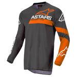 _Alpinestars Fluid Chaser Jersey Anthracite   3762422-1794   Greenland MX_