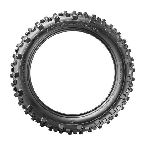 _Bridgestone Battlecross E50 Extreme NHS 140/80/18 70M M/C W Tire | 17418 | Greenland MX_