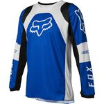 _Fox 180 Lux Youth Jersey Blue | 28182-002 | Greenland MX_