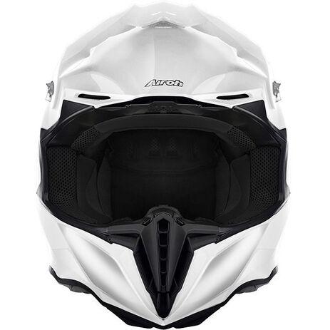 _Airoh Twist Helmet White Gloss | TW14 | Greenland MX_