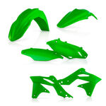 _Acerbis Kawasaki Kawasaki KX 250 F 13-16 Plastic Kit Green Fluor | 0016878.131-P | Greenland MX_