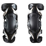 _POD K8 Forged Carbon Knee Braces Black | K8013-169 | Greenland MX_