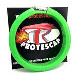 _Silencer Protector Protescap 24-34 cm (2 strokes) Green Fluor | PTS-S2T-GR | Greenland MX_