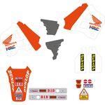 _Tecnosel Sticker Kit Replica Team Honda 1991 USA CR 125 91-92 CR 250 90-91 | 21V01 | Greenland MX_