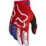 _Fox 180 Skew Gloves White/Red/Blue | 28156-574 | Greenland MX_