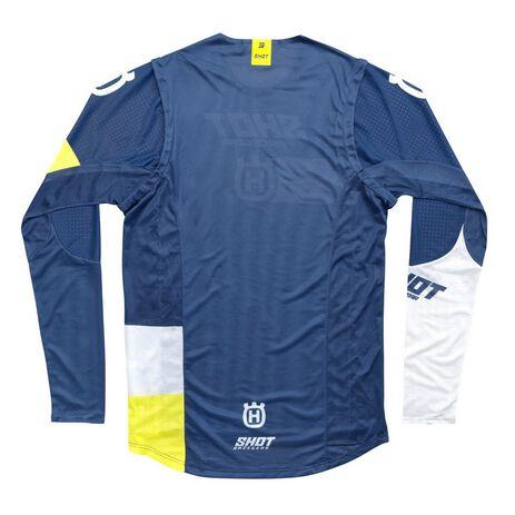_Husqvarna Factory Replica Shirt | 3HS210005200 | Greenland MX_