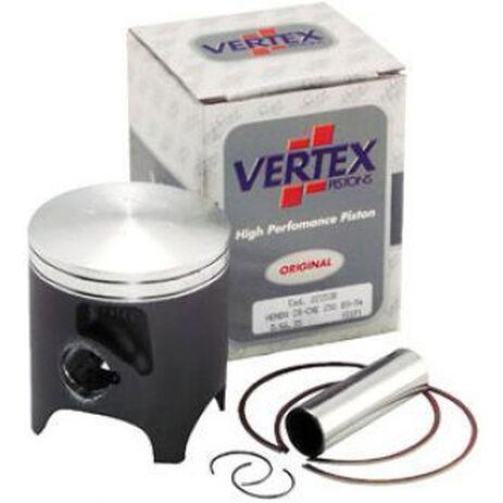 _Vertex Piston Kawasaki KX 125 99-00 1 Ring | 2578 | Greenland MX_