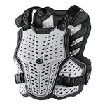 _Troy Lee Designs Rockfight Chest Protector White | 582003011-P | Greenland MX_
