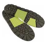 _Pair of Hebo Trial Replacement Soles Techcomp Negro/Verde | HTR1020V | Greenland MX_
