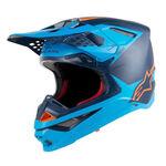 _Alpinestars Supertech S-M10 Meta Helmet | 8300219-1174-P | Greenland MX_