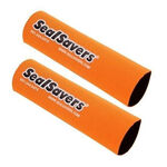 _Neoprene fork seal savers Short orange | SS-0004 | Greenland MX_