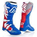 _Acerbis X-Team Boots Blue/Red | 0022999.344 | Greenland MX_