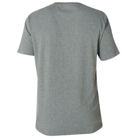 _Fox Scrubbed Airline T-shirt Gray | 21210-572-P | Greenland MX_