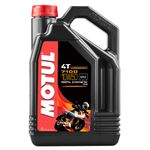 _Motul Oil  7100 10W50 4T 4L. | MT-104098 | Greenland MX_