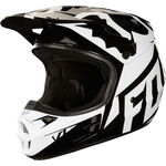 _Fox V1 Race 2018 Helmet Black | 19532-001-P | Greenland MX_