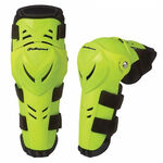 _Polisport Devil Knee Guard Pair Yellow Fluo | 8001500019 | Greenland MX_