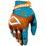 _Hebo Strike Pro Gloves Turquoise/Orange | HE1237T | Greenland MX_