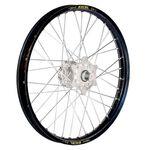 _Talon-Excel Honda XR 600 93-99 S/D 21 x 1.60 21 x 1.60 front wheel silver-black | TW716DSBK | Greenland MX_