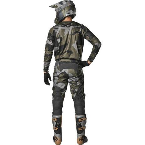 _Fox V1 Przm Special Edition Helmet Camo | 24342-027 | Greenland MX_