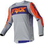_Fox 360 Linc Jersey Gray/Orange   23914-230   Greenland MX_