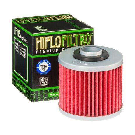 _Hiflofilto oil filter Yamaha XT 660 R/X 04-16   HF145   Greenland MX_