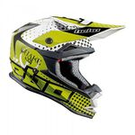 _Hebo MX Quake Helmet Yellow Lime | HC0617Y | Greenland MX_