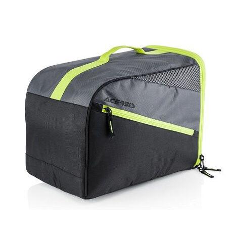 _Acerbis Helmet Bag Black/Fluo Yellow | 0023262.318 | Greenland MX_