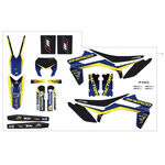 _Sherco Enduro Factory 2014 Complete Graphic Kit | SH-5565 | Greenland MX_