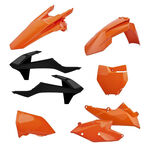 _Polisport KTM EXC/EXC-F 17-18 Plastic Kit Orange | 90707 | Greenland MX_