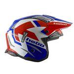 _Hebo Trial Zone 4 Balance Helmet | HC1028R-P | Greenland MX_