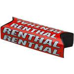 _Renthal fat bar square handlebar pad Red | P274 | Greenland MX_