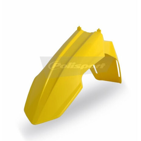 _Polisport Front Fender RMZ 250 10-18 RMZ 450 08-17 Yellow | 8550500001 | Greenland MX_