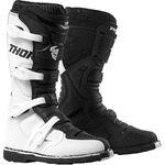 _Thor Blitz XP Youth Boots White/Black | 3411-0531-P | Greenland MX_