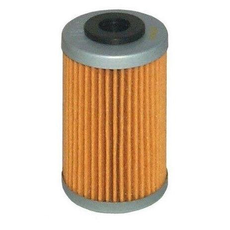 _Hiflofilto oil filter KTM EXC-F 250 07-13 SX-F 250 06-12 Husaberg FE 390 10-12 FE 450 09-14 | HF655 | Greenland MX_