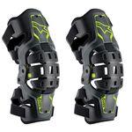 _Alpinestars Bionic 5S Youth Knee Protector | 6540520-1155 | Greenland MX_