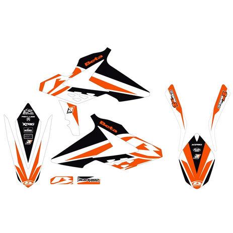 _Blackbird Dream 4 Beta RR 2T/4T 13-17 Kit Decal | 2B03N | Greenland MX_