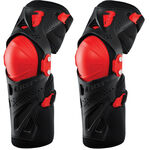 _Thor Force XP Kneeguards Red/Black | 2704-0362P | Greenland MX_