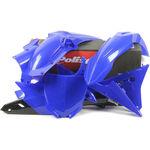 _Polisport Yamaha YZ 250/450 F 14-17 Plastic Kit | 90671 | Greenland MX_