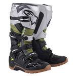 _Alpinestars Tech 7 Enduro Boots Black/Silver   2012114-1916   Greenland MX_