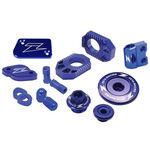 _Zeta Racing Yamaha YZ 125/250 09-.. Aluminum Accessories Kit Blue | ZE51-2326 | Greenland MX_