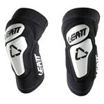 _Leatt 3DF 6.0 Knee Guards Black/White | LB5018400490-P | Greenland MX_