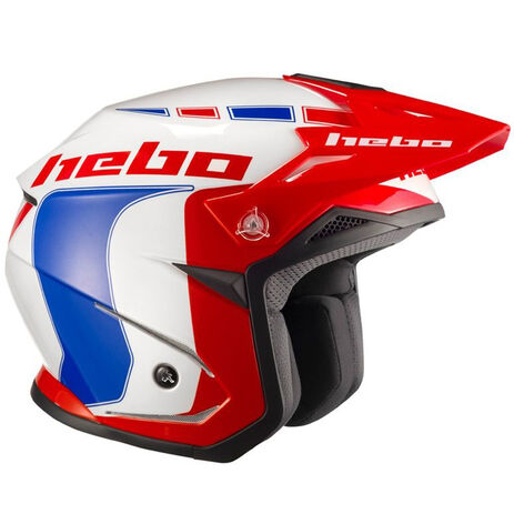 _Hebo Zone 5 Like Trial Helmet Blue | HC1115A | Greenland MX_