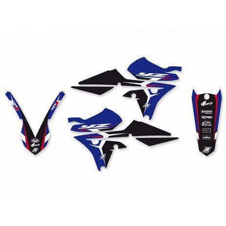 _Blackbird Dream 4 Yamaha YZ 250/450 F 14-17 Kit Decal | 2243N | Greenland MX_