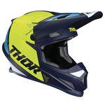 _Thor Sector Shear S20 Helmet | 0110-6252-P | Greenland MX_